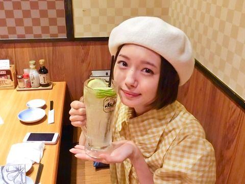 【10店舗限定】広島レモン大使の市川美織とチムニーグループでコラボ企画!【みおりん】