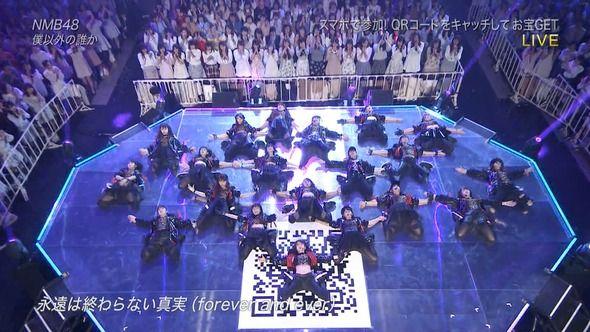 【ベストアーティスト2016】「NMB48が16thシングル「僕以外の誰か」を初披露」の感想まとめ(キャプチャ画像あり)