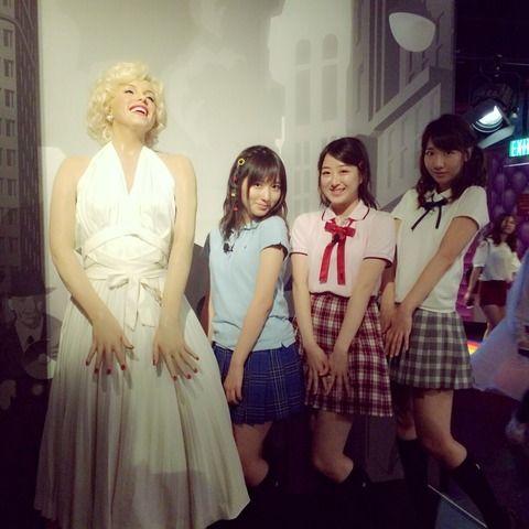 【朗報】安心安全のゆきりん、アソコを守る【AKB48・柏木由紀】