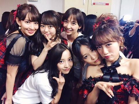 【AKB48G】10年後も芸能界にいそうなメンバーは前田、たかみな、峯岸、大島、柏木、指原