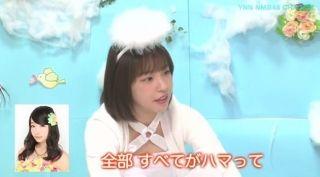 【画像あり】 それはりぃちゃんの中の天使やがな【NMB48】