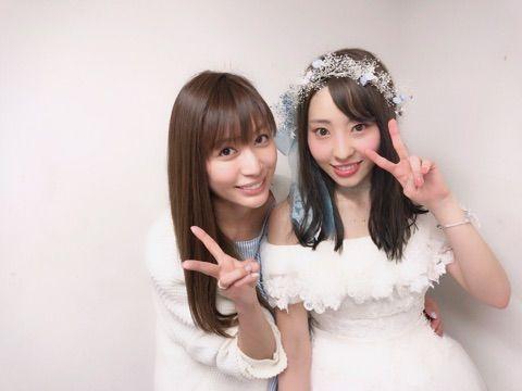 大島麻衣の藤江れいなへの親分愛が泣ける・・・【元AKB48/元NMB48】
