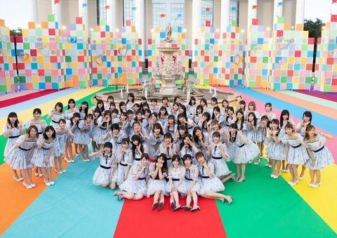【朗報】NMB48の新曲「僕だって泣いちゃうよ」のMVが支店で近年最速の4日で100万再生
