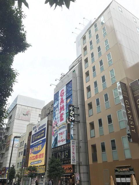 【朗報】 AKB48劇場から徒歩1分の場所に、豪華ホテル完成!