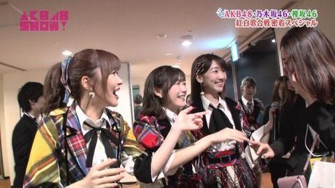【悲報】AKB48SHOWにあの元AKBメンバーが出演するも誰も気が付かず