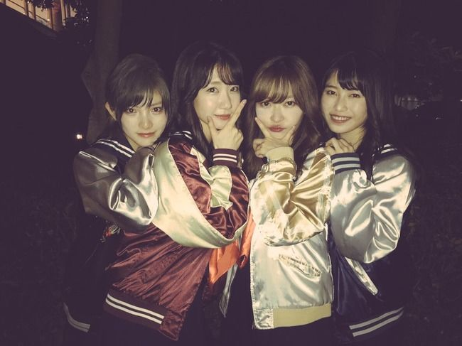 【AKB48】乃木坂46ヲタ「男の勲章は乃木坂にゆずってよ」←岡田奈々「ヒェェェごめんなさい…わたしたちが決めてるわけじゃなくて …申しわけない」【STU48なぁちゃん】