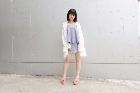 【HKT48】朝長美桜ちゃんの私服ってさぁ・・・