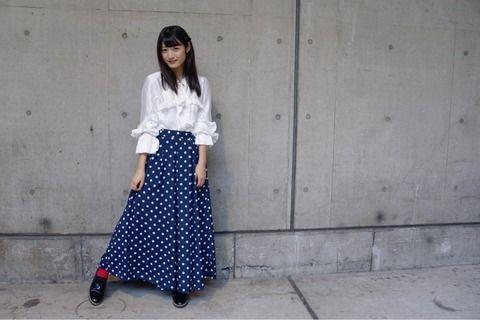 【画像アリ】HKTの宮崎想乃ってスタイルがよくて前田敦子を彷彿させるよな【HKT48】
