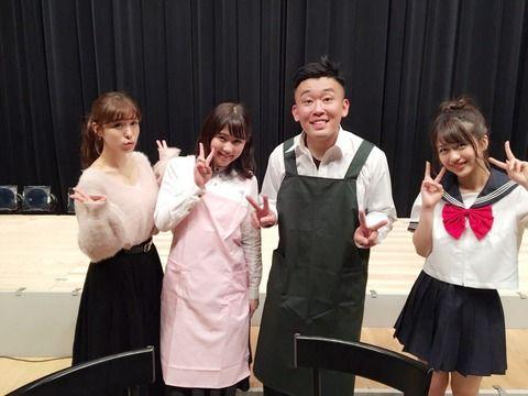 【悲報】AKB48西野未姫の舞台にメンバーが誰も来ない・・・