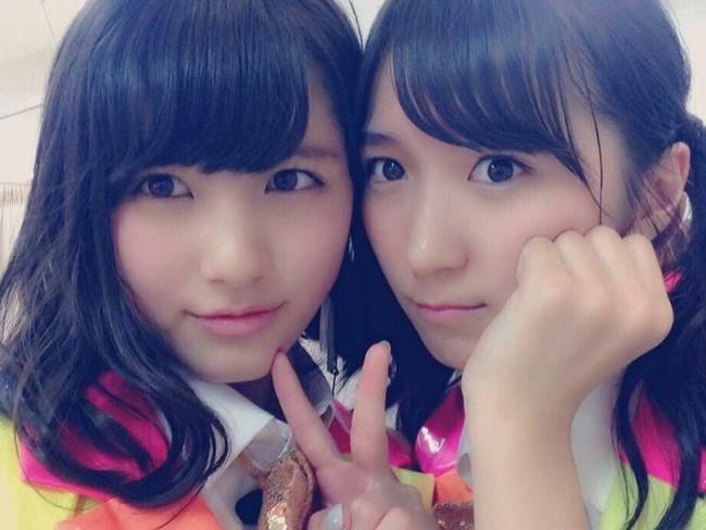 【AKB48】りょーにゃの怪しい関係について大島涼花、大和田南那が公式に否定する・・・
