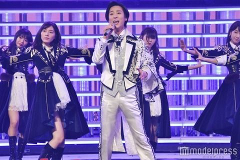 【悲報】 AKB48、紅白歌合戦で山内惠介とコラボ ←誰だよ?wwwwwwwwwww