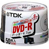 DVD-R47PW×50PK