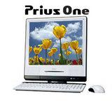 PriusOne typeS Web限定地アナモデル