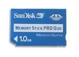 SanDisk メモリースティック PRO Duo 1GB