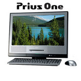 PriusOne AW37 Web限定地アナお年玉モデル