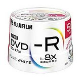 VDRUP120AX50 SP 8X DVD-R きれい録り ピュアホワイト