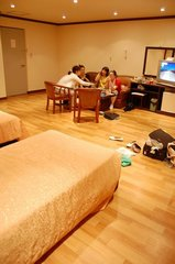 韓国の部屋