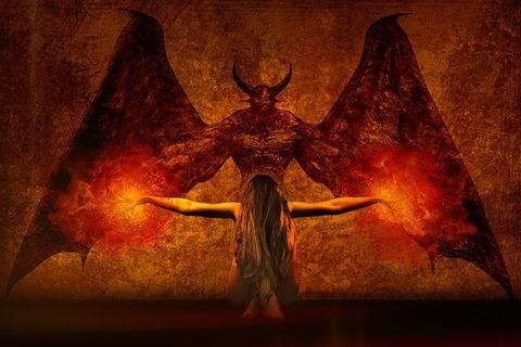 狂った信仰『悪魔崇拝』って一体何なんだ・・・の画像