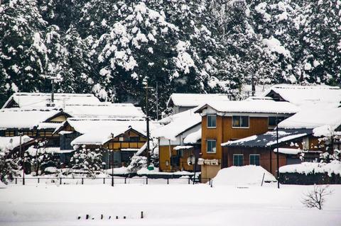 【福岡&佐賀】2016年1月24日以来5年ぶりの大雪警報。夏は水害、冬は大雪で散々な模様・・・の画像