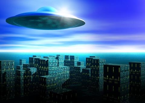 政府、UFOが飛来した場合の対応について「特段の検討を行っていない」とする答弁書を閣議決定の画像