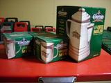 Coffee Boiler & Mugs