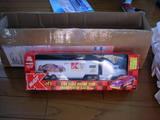 K-Martのミニチュア・トレーラー