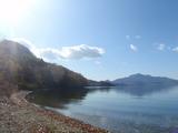 昭和新山と有珠山