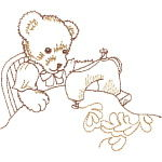 Sewing Bear_150x150