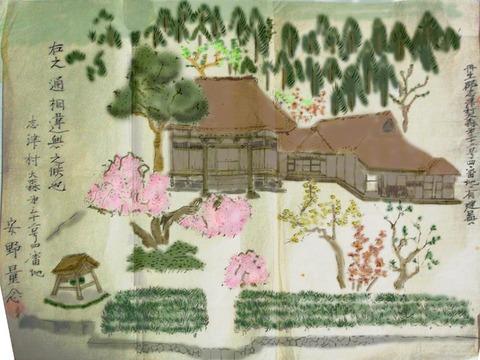 善福寺明治時代の図カラーS