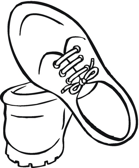 shoes-for-men-coloring-page
