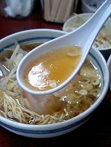 中華屋台_醤油スープ