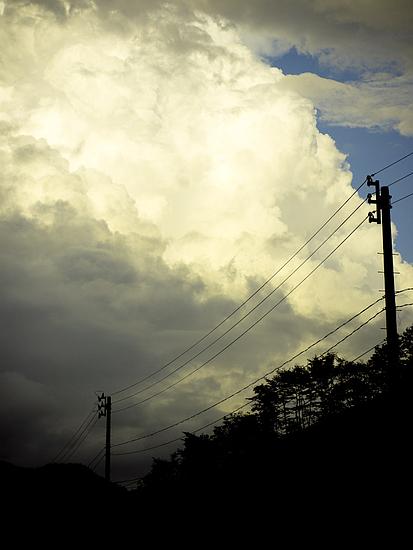 積乱雲【2】