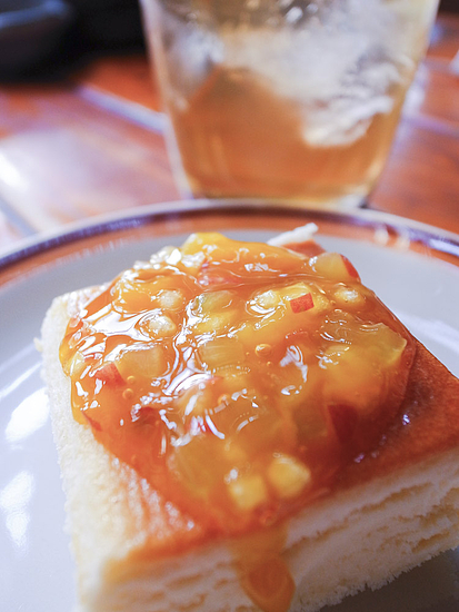 Alam Sinigang【5】チーズスフレ