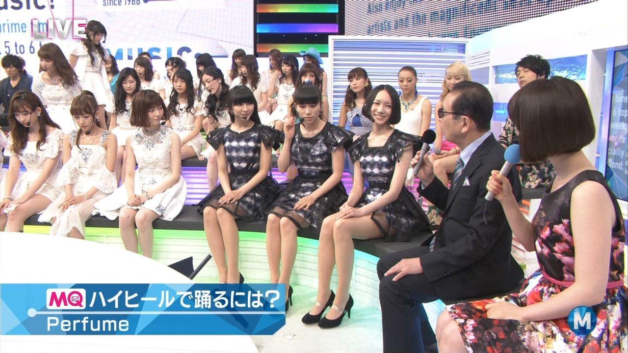 【エンタメ画像】【AKB48】Perfume「島崎遥香は前よりダンスが上達している」