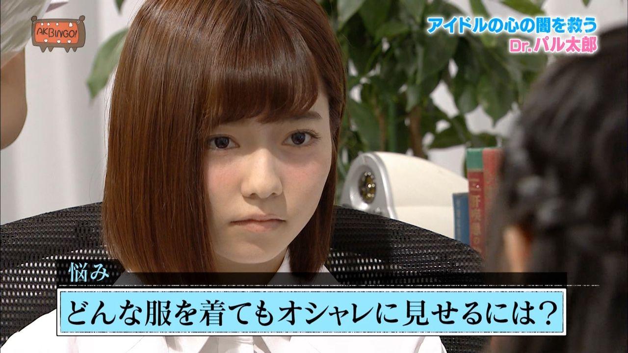【エンタメ画像】【AKB48】島崎遥香「向井地美音がブスに見えるのは身長のせい」
