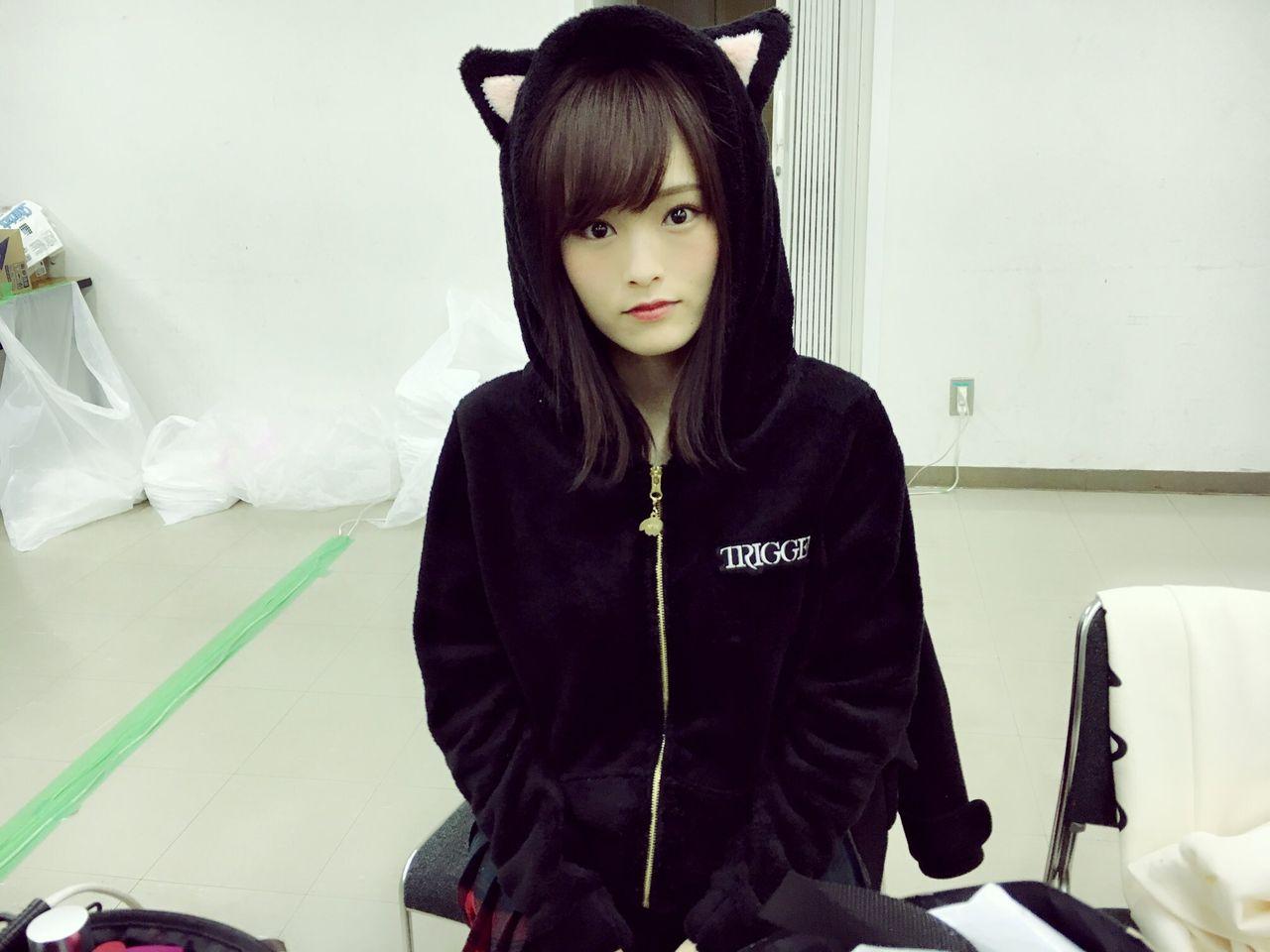 【エンタメ画像】《NMB48》山本彩ちゃんの黒猫姿!!!!!!!!!!!!!!!!!!