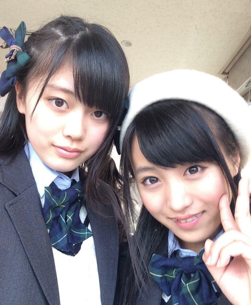 【エンタメ画像】【AKB48】ついにルックス的に超ハイレベルな2人を発見した!