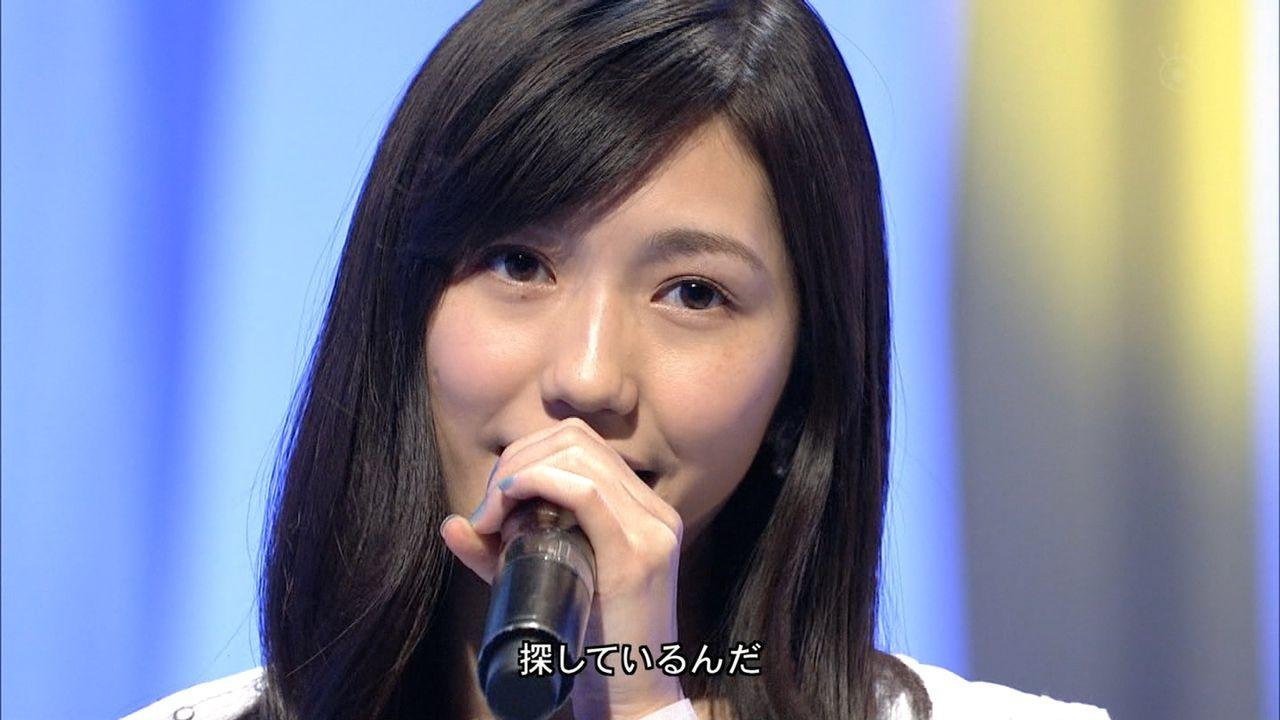 【エンタメ画像】【AKB48】「MUSIC FAIR」に渡辺麻友が出た結果wwwwwwww
