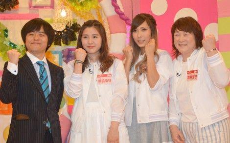 【エンタメ画像】アイドリング!!!にメンバーの母親など3人が加入wwwwww