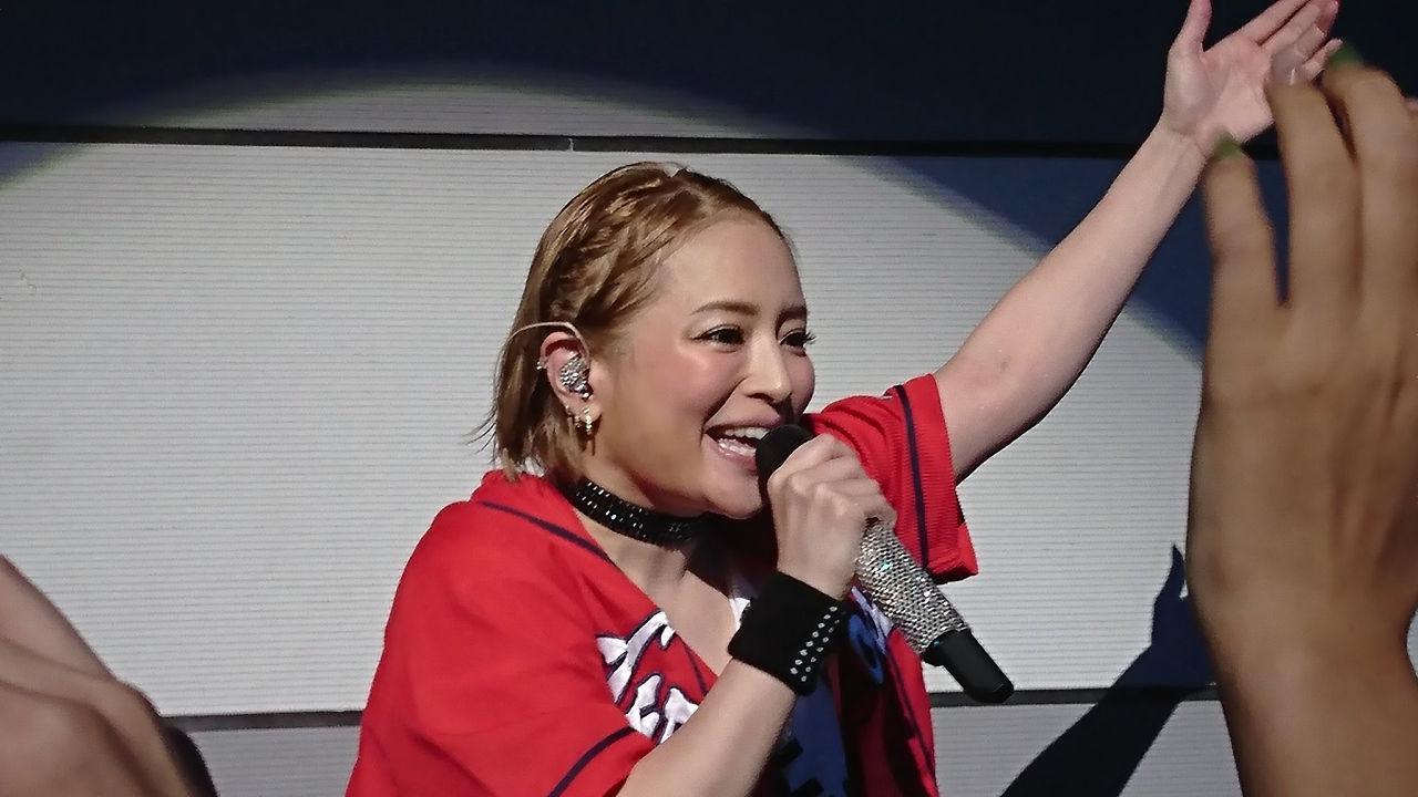 【エンタメ画像】浜崎あゆみがライブでまたも激太りと話題に