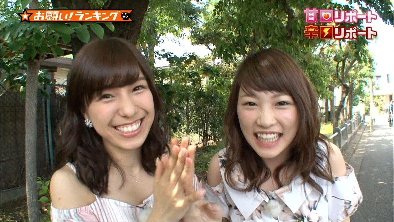 【エンタメ画像】【AKB48】「お願い!ランキング」に川栄李奈と小嶋菜月が出た結果wwwwwww