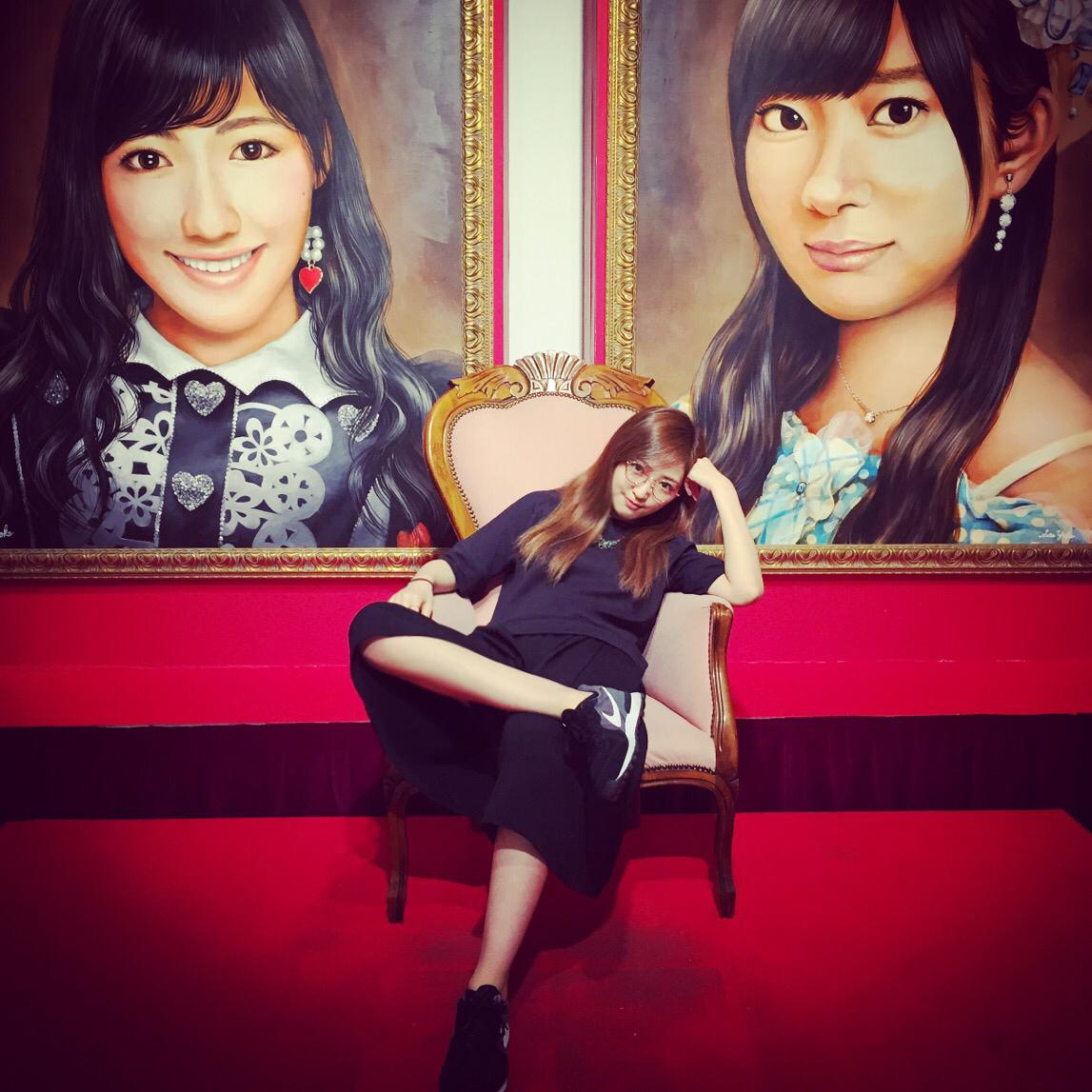 【エンタメ画像】【AKB48】相笠萌が一位の椅子に座った結果wwwwww
