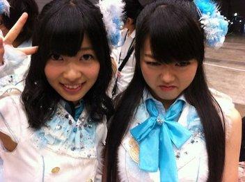 【エンタメ画像】【AKB48】指原「トマト好き?」峯岸「どっちだと思う?こんなに仲良いの知らないんだ」指原「めんどくさい女子発動中で困ってるなう」