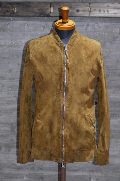 ISAMU KATAYAMA BACKLASH Wet White Calf JPN 1775-04