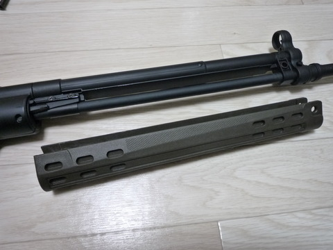 G3A3フロントガード