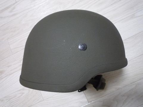 空挺ヘルメット