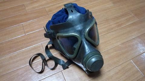 M65ガスマスク