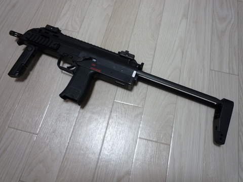 マルイ電動MP7