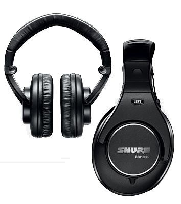 Shure-SRH840-Headphones