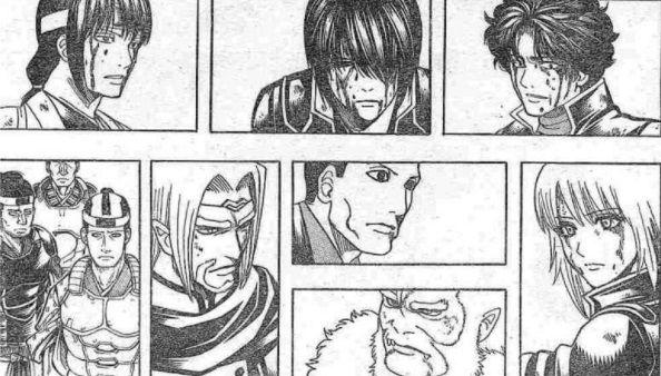 銀魂 漫画 ネタバレ 649